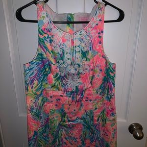 Worn ONCE Lilly Pulitzer dress size 8